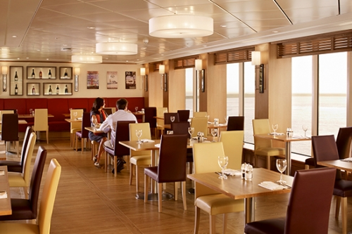 The Brasserie © P&O Ferries