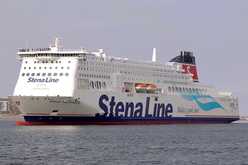 Die Hollandica © Stena-Lines