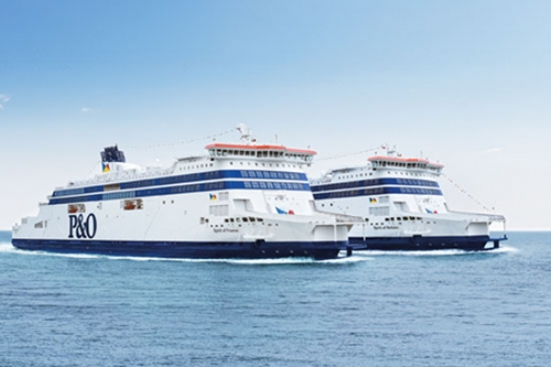 Spirit of Britain & France © P&O Ferries