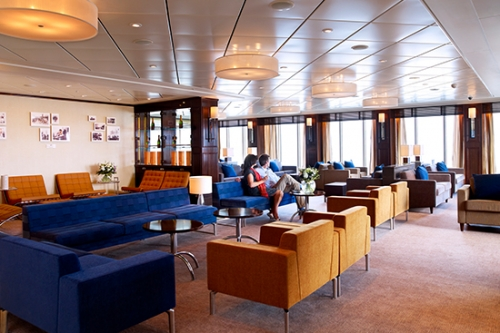 Club Lounge © P&O Ferries