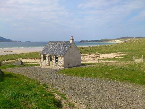 The Beach Bothy, Schottland