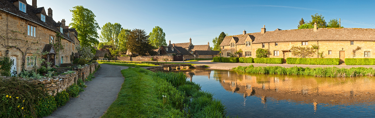 Ferienhaus-England